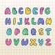 English Alphabet - GraphicRiver Item for Sale