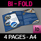 Logistics Services Bi-Fold Brochure Vol.4 - GraphicRiver Item for Sale