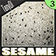 Sesame White and Black Mixture