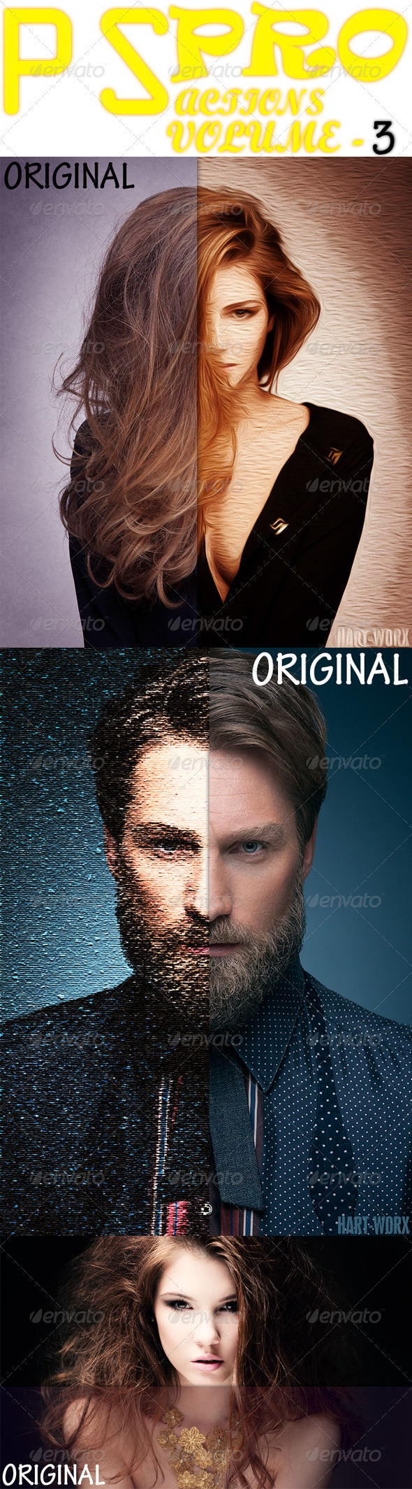 GraphicRiver Ps Pro Actions V3 8087870
