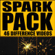 Spark Mega Stock Video Package - VideoHive Item for Sale