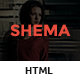 Shema - Responsive One Page HTML Template - ThemeForest Item for Sale
