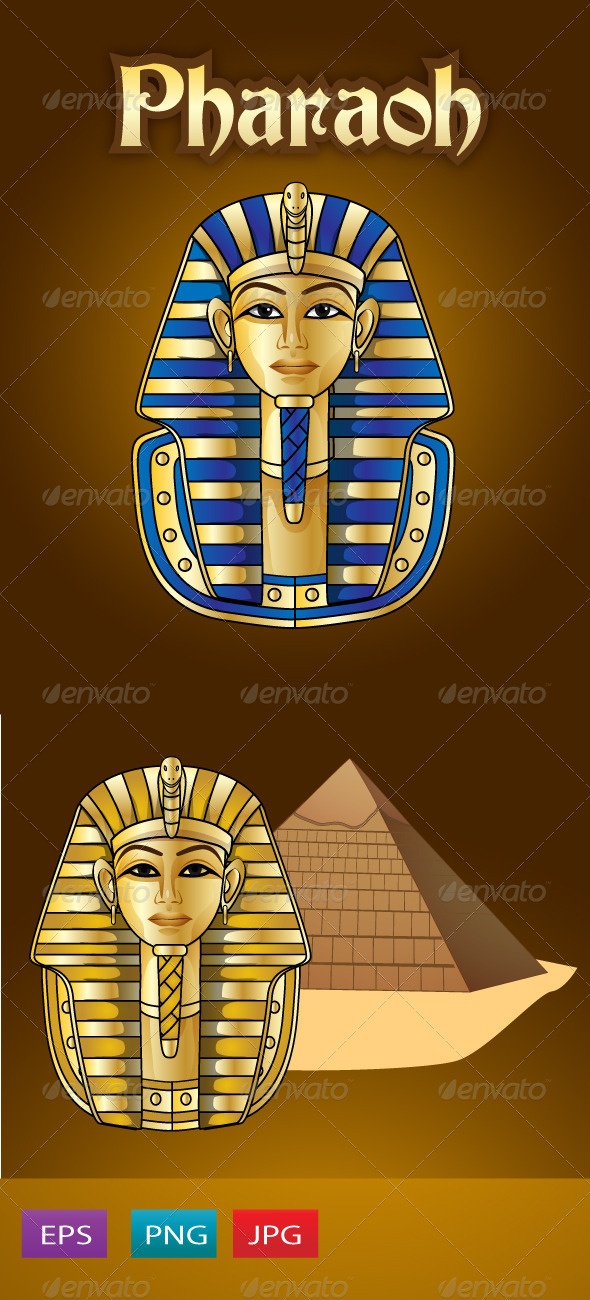 GraphicRiver Pharaoh 8089489
