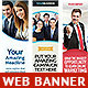 Corporate Web Banner Set Bundle 10 - GraphicRiver Item for Sale