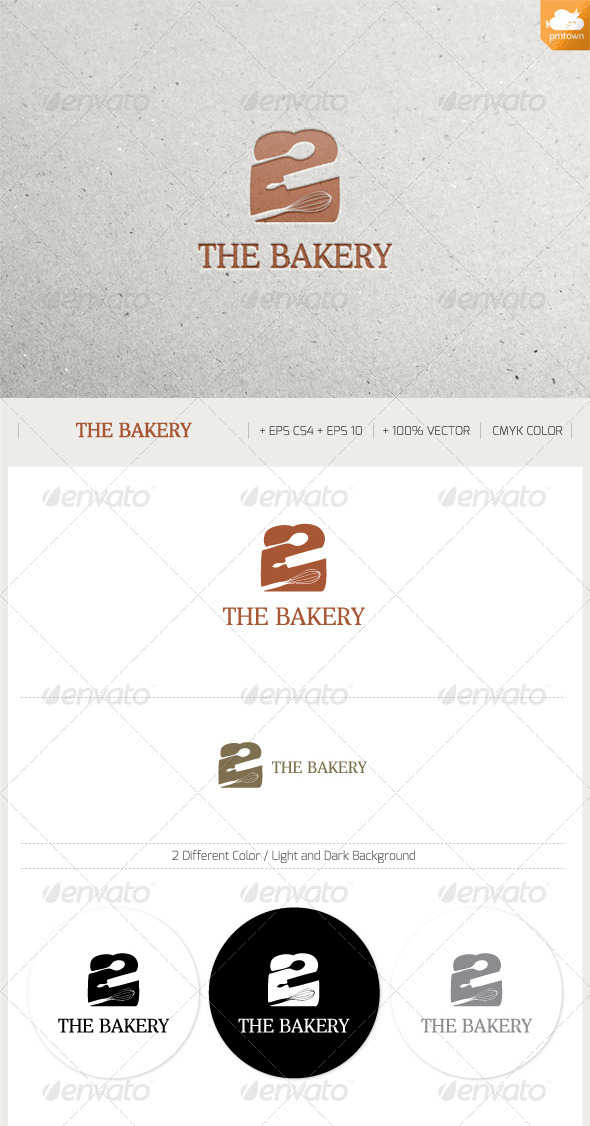 GraphicRiver The Bakery 8089589