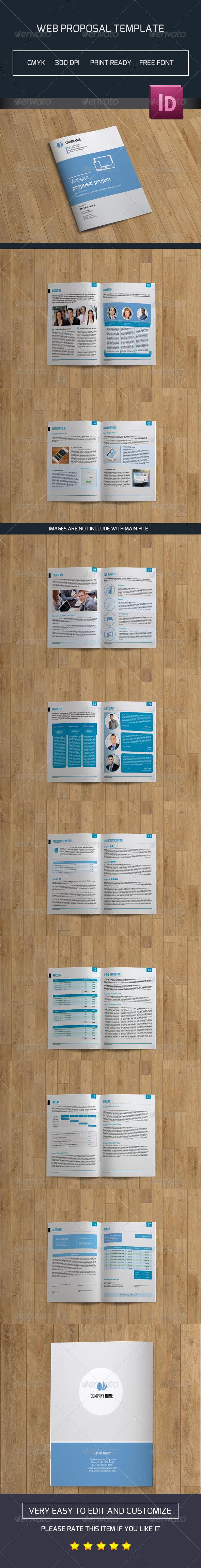GraphicRiver Web Proposal Brochure-V68 8090536
