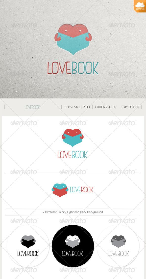 GraphicRiver Love Book 8092269