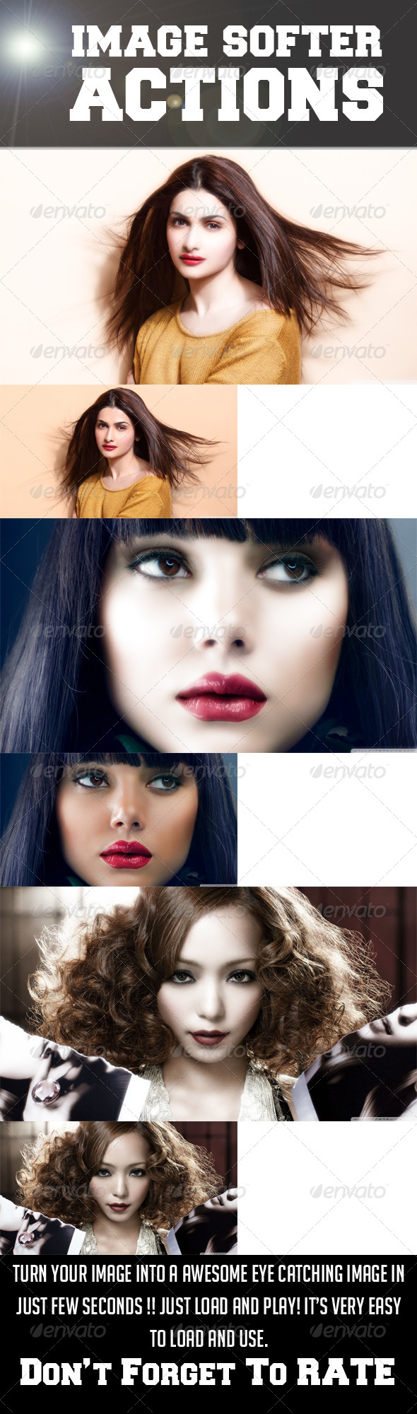 GraphicRiver Image Softness Actions 8094924
