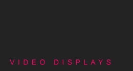 Glossy Video Displays