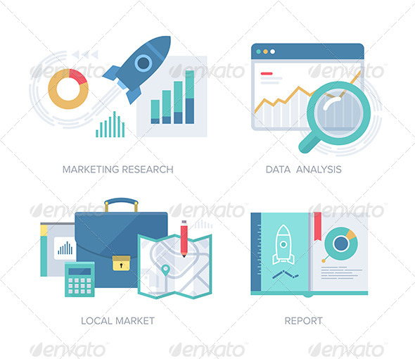 GraphicRiver Marketing Concepts Collection 8095770
