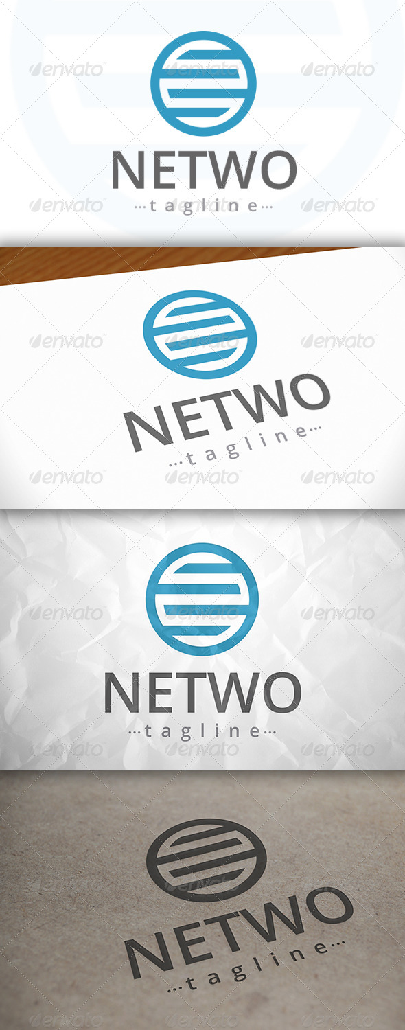 GraphicRiver Network Logo 8095776