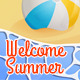 Welcome Summer - VideoHive Item for Sale