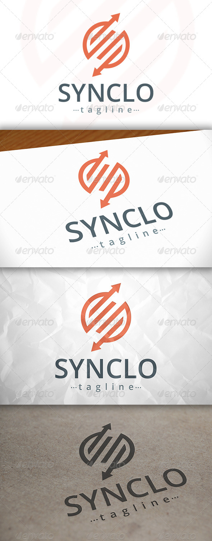 GraphicRiver Sync Logo 8095847