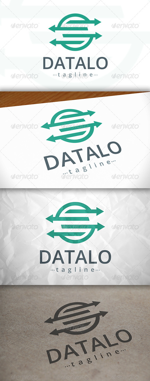 GraphicRiver Data Logo 8095909