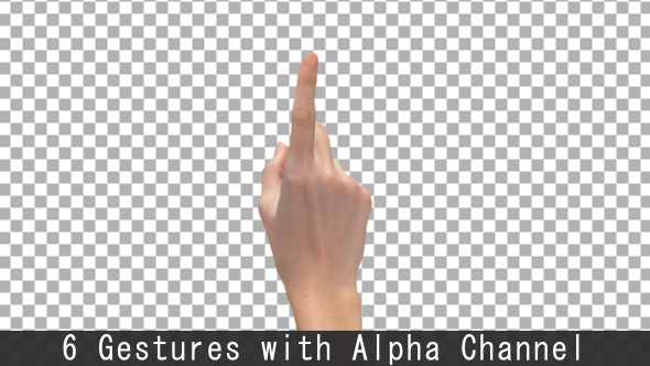 Gesture Of Hand