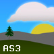 SCROLLING LANDSCAPE AS3 VERSION - ActiveDen Item for Sale