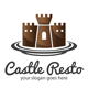 Castle Restaurant Logo - GraphicRiver Item for Sale