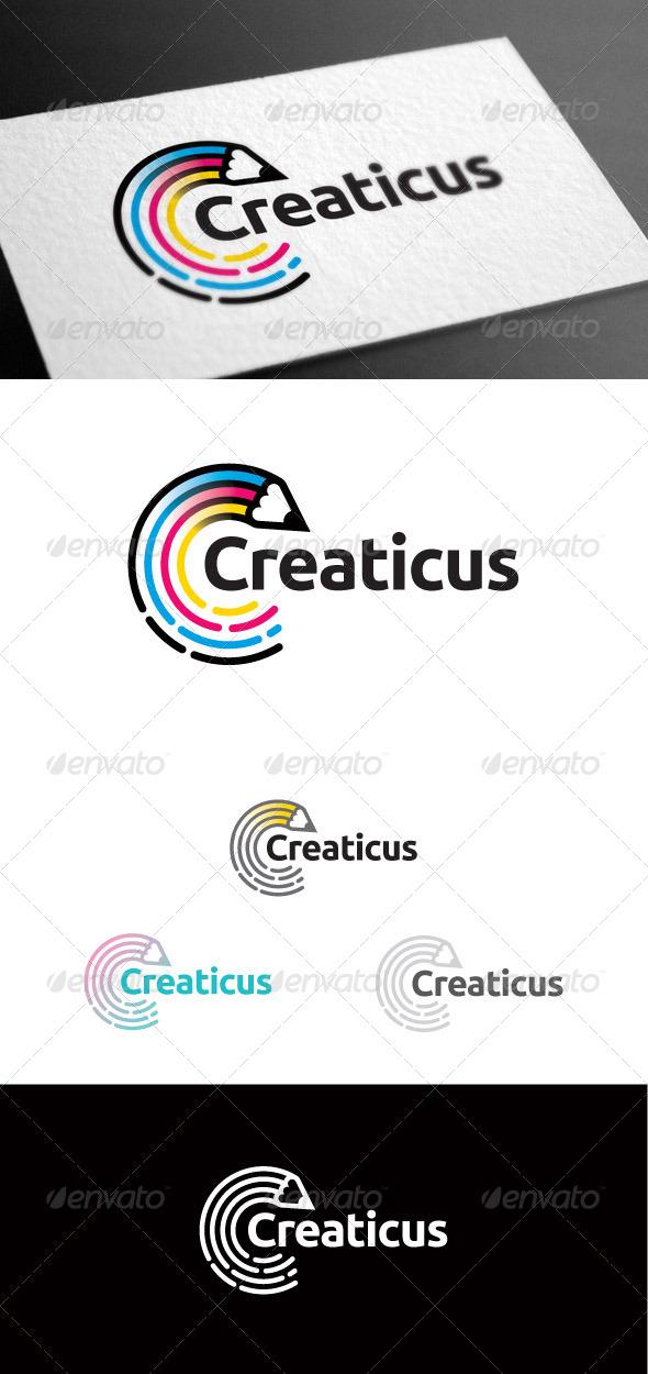 GraphicRiver Creaticus Letter C Logo Template 8097804
