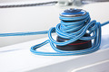 Winch and rope, yacht detail - PhotoDune Item for Sale