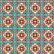 Floral Tile Pattern  - GraphicRiver Item for Sale
