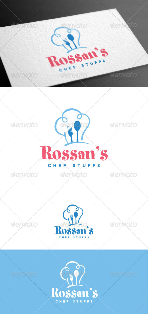 GraphicRiver Rossans Logo Template 8099756