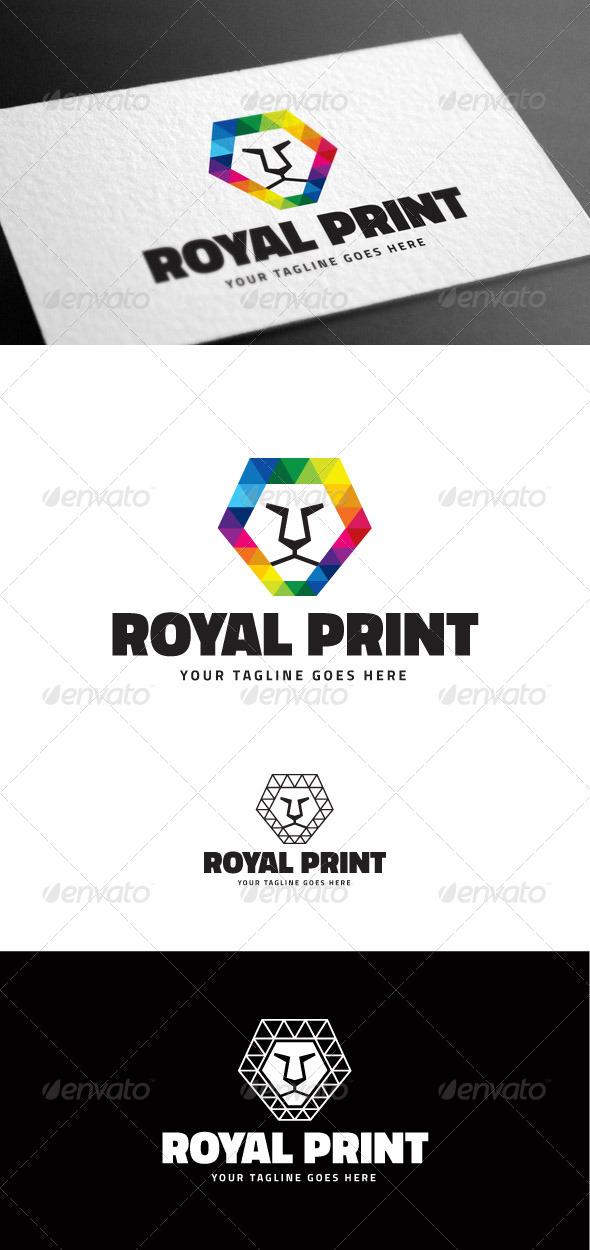 GraphicRiver Royal Print Logo Template 8099779