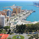 Port in Malaga, Spain - PhotoDune Item for Sale