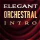 Elegant Orchestral Intro III
