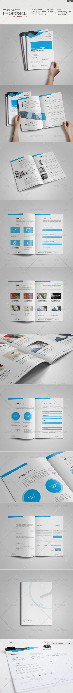 GraphicRiver Corporate Proposal 001 8100283