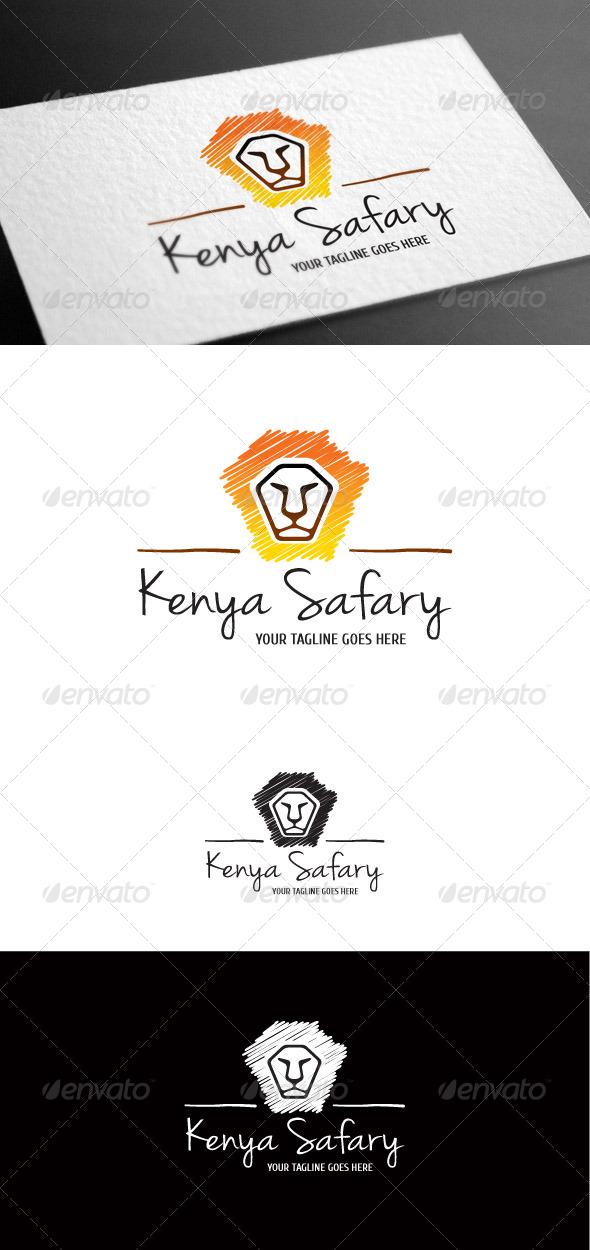GraphicRiver Safary Logo Template 8100405