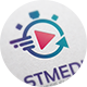 Fast Media Logo Template - GraphicRiver Item for Sale