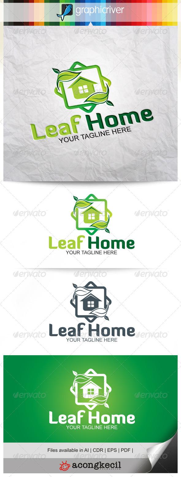 GraphicRiver Leaf Home V.2 8100958