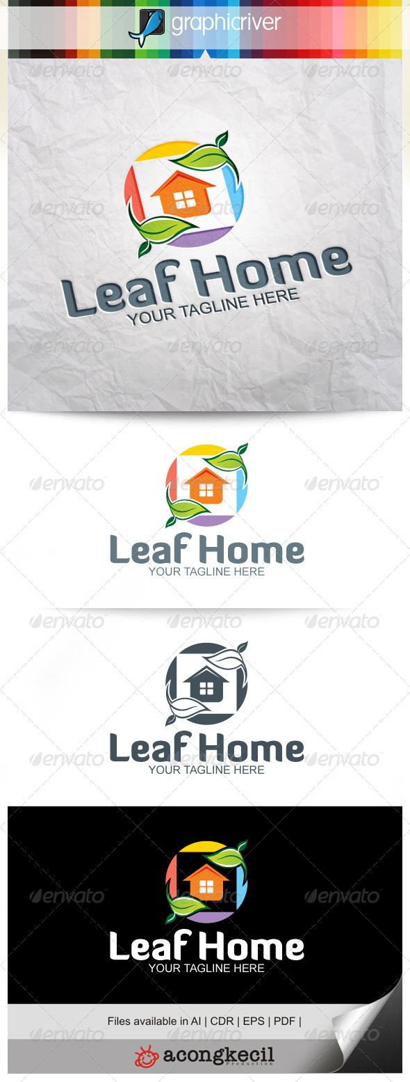 GraphicRiver Leaf Home V.3 8100961