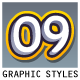 Illustrator Graphic Styles 09 - GraphicRiver Item for Sale