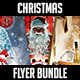 Christmas Flyer Bundle - GraphicRiver Item for Sale