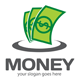 Money Changer Logo - GraphicRiver Item for Sale