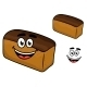 Bread Cartoon - GraphicRiver Item for Sale
