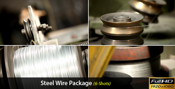 Steel Wire Package
