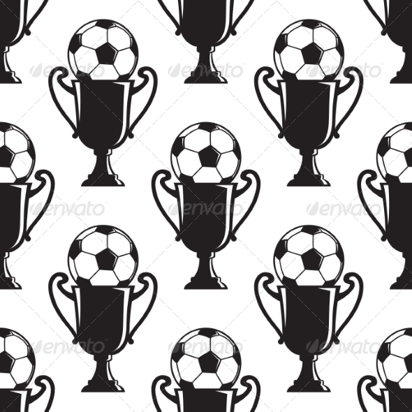 GraphicRiver Soccer Pattern 8101593