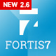 Fortis7 - Responsive Multi-Purpose Theme - ThemeForest Item for Sale