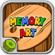 Memory Art (Simon game clone) - HTML5 Game - CodeCanyon Item for Sale