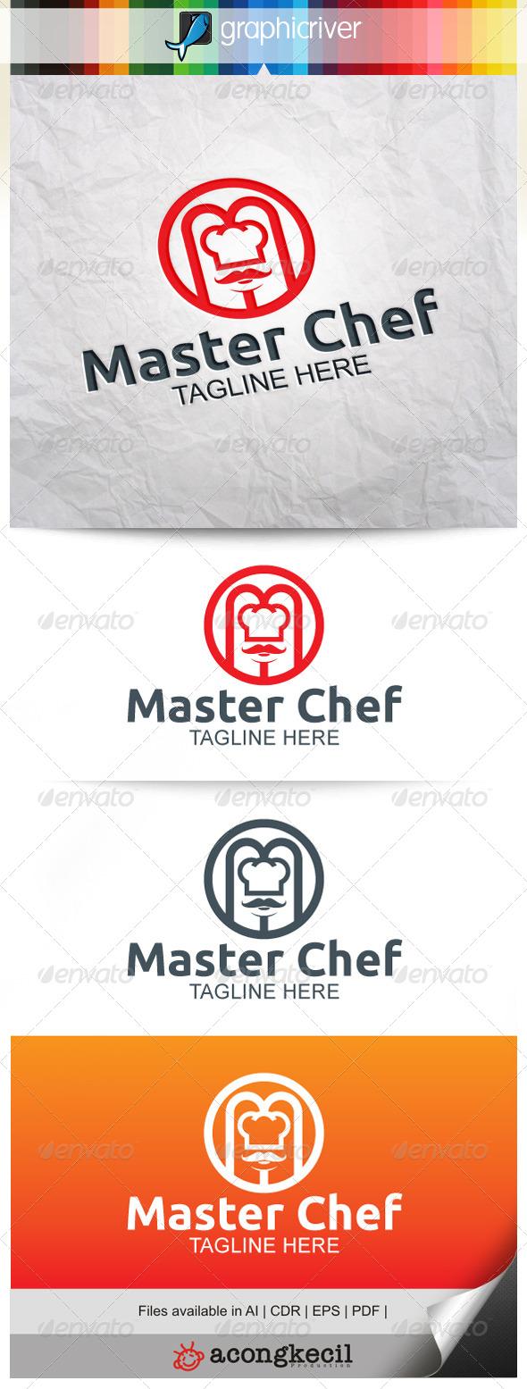GraphicRiver Master Chef 8101914