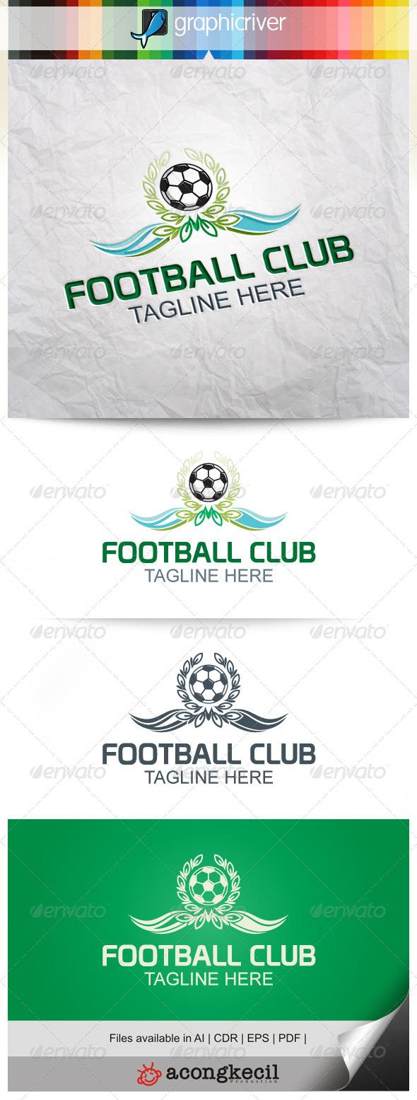 GraphicRiver Football Club V.1 8102213