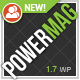 PowerMag: The Most Muscular Magazine/Reviews Theme - ThemeForest Item for Sale