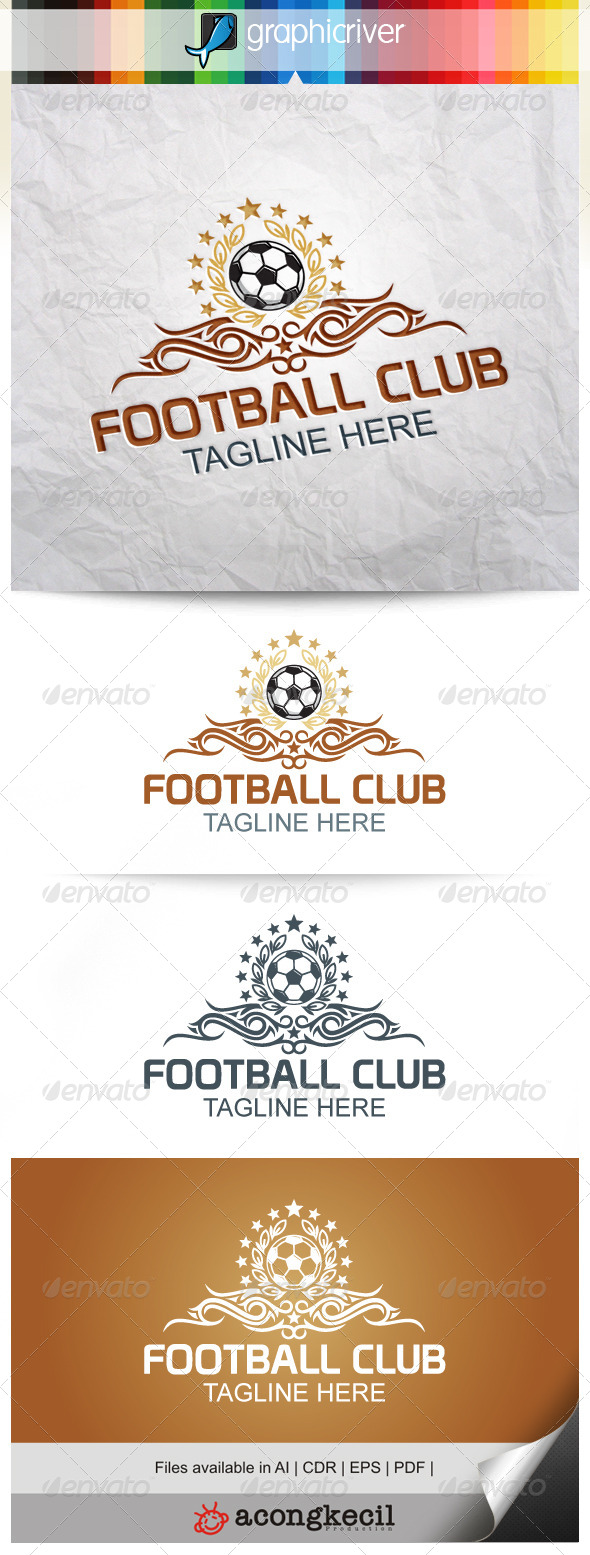 GraphicRiver Football Club V.3 8102226
