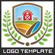 Natural Farm - Logo Template - GraphicRiver Item for Sale