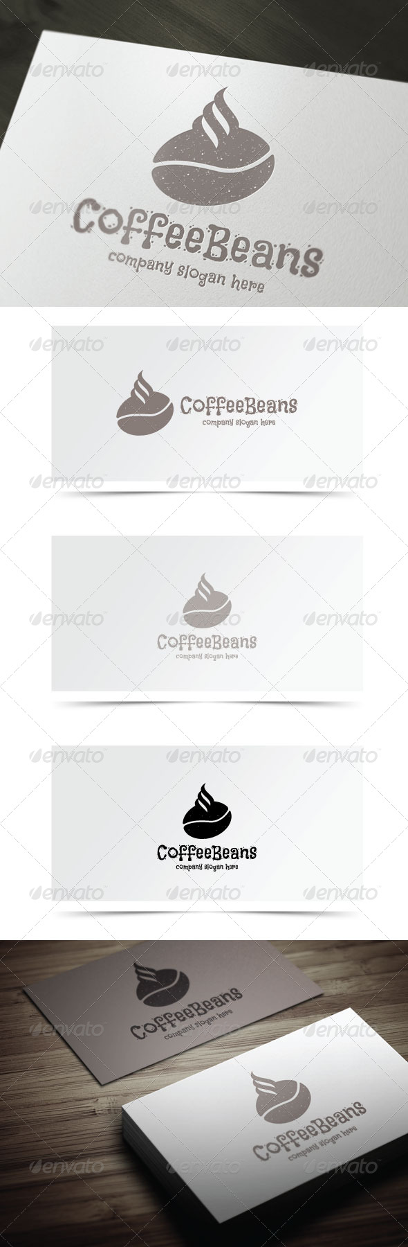 GraphicRiver Coffee Beans 8103009