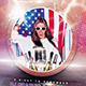 4th July Independence Day Party Flyer/Poster - GraphicRiver Item for Sale