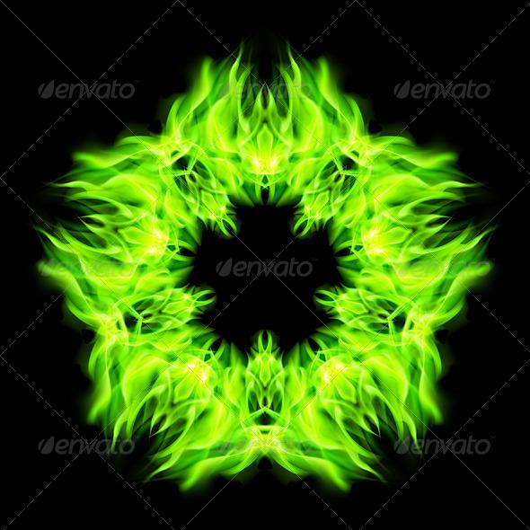 GraphicRiver Star Fire 8103169