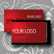 RedBlack Business Cards - GraphicRiver Item for Sale